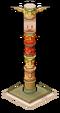 Totem pole (Grand Prix Story 2)