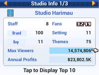Studio Info - Anime Studio Story