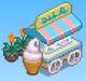 Ice Cream Stand (Basketball Club Story)