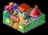 Mini Amusement Park (Station Manager)