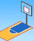 Mini Practice Court (Basketball Club Story)