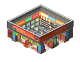 Electronics Store (Station Manager)