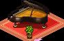 Grand Piano - cafeteria nipponica