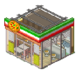 Pizza Parlor (Station Manager)