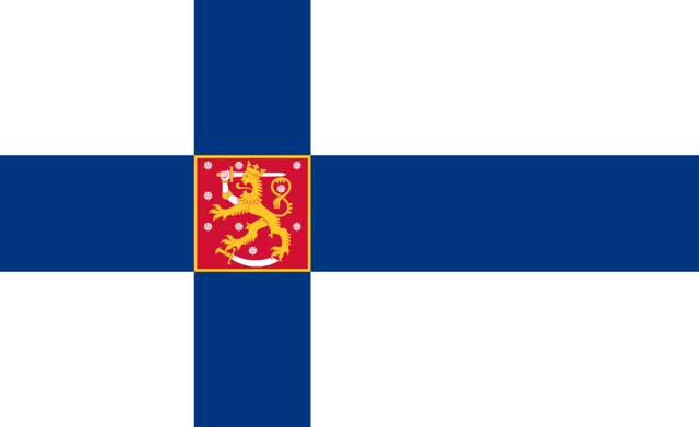File:Flag of Finland (State).png