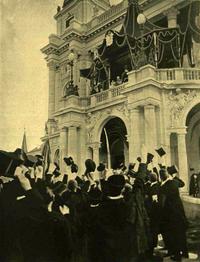 200px-A zágrábi horvát nemzeti szinház zárkövének letétele 1895