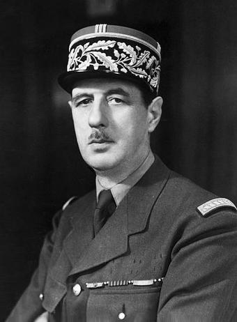 Charles De Gaulle | The Kaiserreich Wiki | Fandom