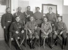 Екатеринбург Штаб Сибирской армии