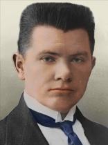 Portrait PLC Augustinas Voldemaras