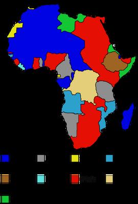 Africa before Weltkreig2