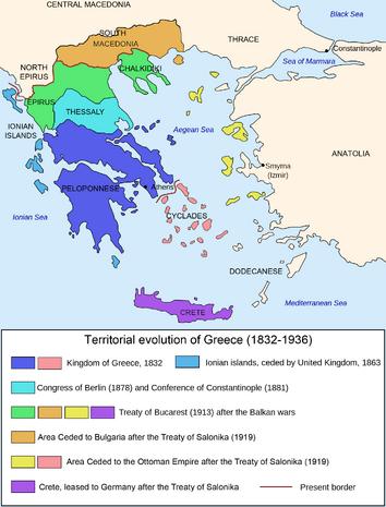 Greece | The Kaiserreich Wiki | FANDOM powered by Wikia