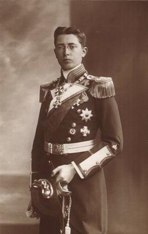 King Vladimir I