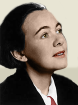 Portrait Sweden Karin Boye