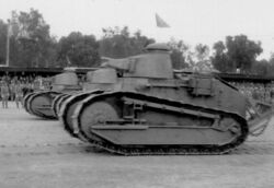 Fengtian Army Tanks