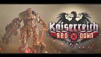 Kaiserreich Red Dawn - Reveal Trailer