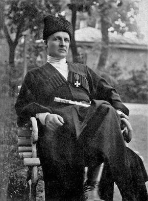 Pavlo Skoropadsky