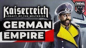 What if Germany won WWI? (Kaiserreich Lore)