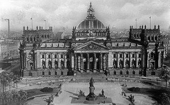 Reichstag. Fortepan 4341