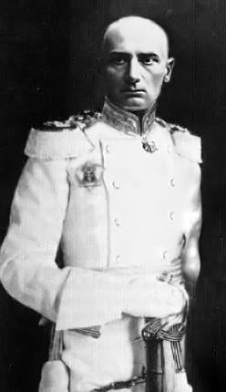 Aleksandr Kolchak Profile