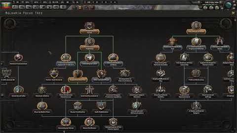 Hearts of Iron IV - Kaiserreich Bulgaria Gameplay
