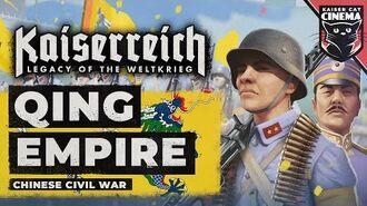 World of Kaiserreich - Qing Empire