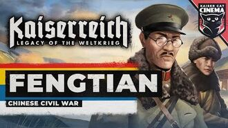 World of Kaiserreich - Fengtian