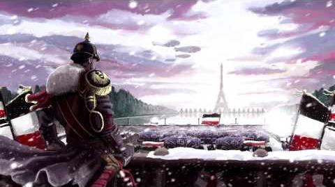 A Kaiserreich Christmas - Ah, Nastasia