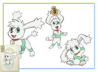 Kaitou-Joker-Anime-Character-Design-Roco