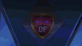 Devil fang insignia