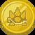 Spiny Medal