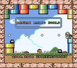 Banzai Mario World | Kaizo Mario Maker Wikia | FANDOM