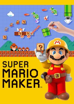 Super Mario Maker - Artwork 04