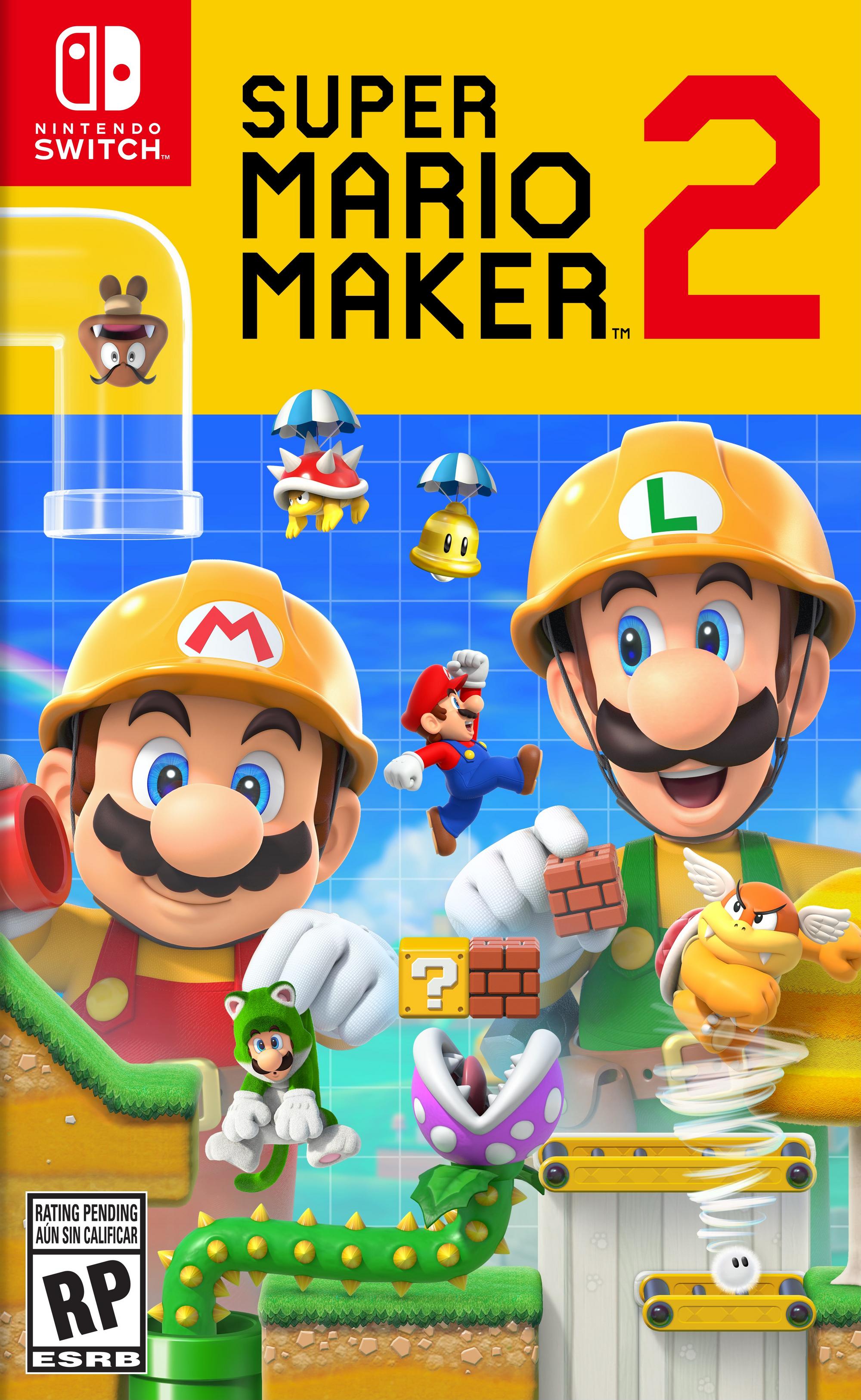 Super Mario Maker 2 | Kaizo Mario Maker Wikia | FANDOM