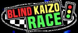 Blind Kaizo Race Logo