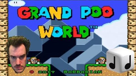 Grand POO World Soundtrack