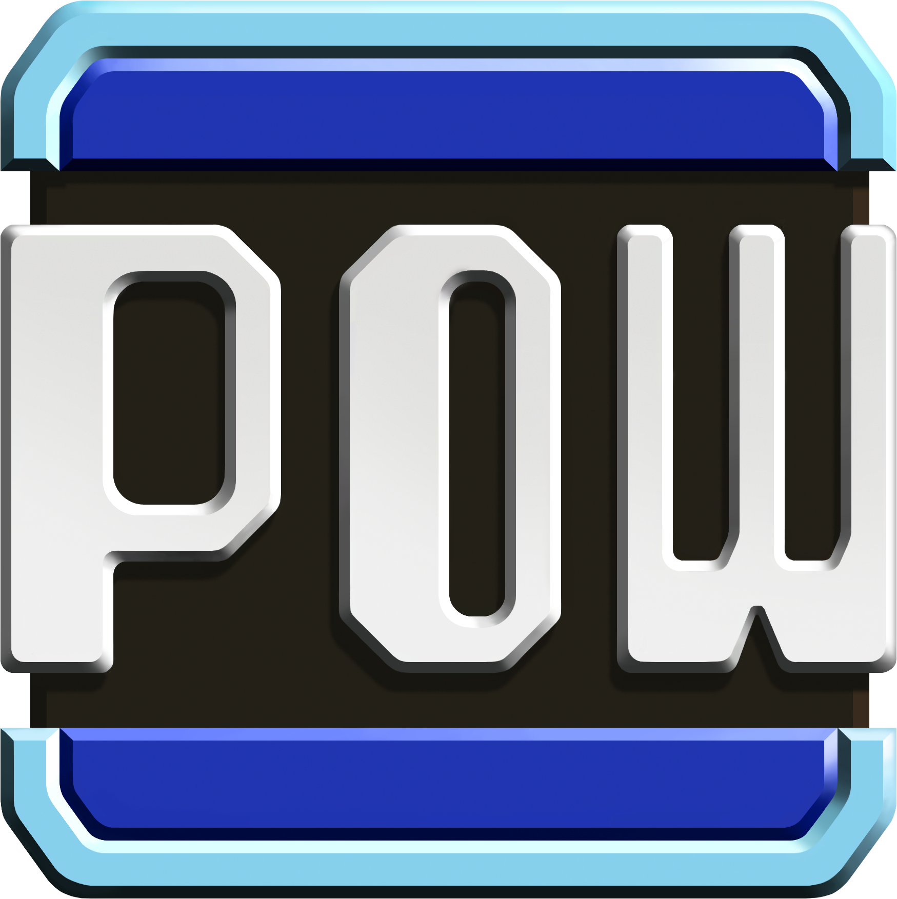 POW Block | Kaizo Mario Maker Wikia | FANDOM powered by Wikia