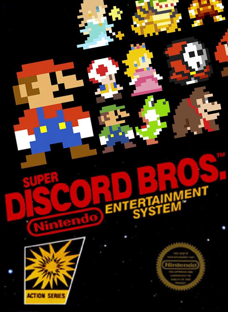 Super Discord Bros  | Kaizo Mario Maker Wikia | FANDOM