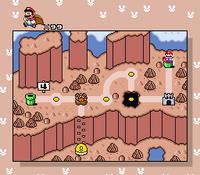 Banzai Mario World007