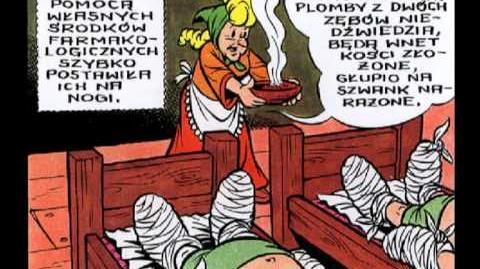Kajko i Kokosz - Skarby Mirmiła - część 1