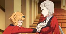 Itsuki denying her love