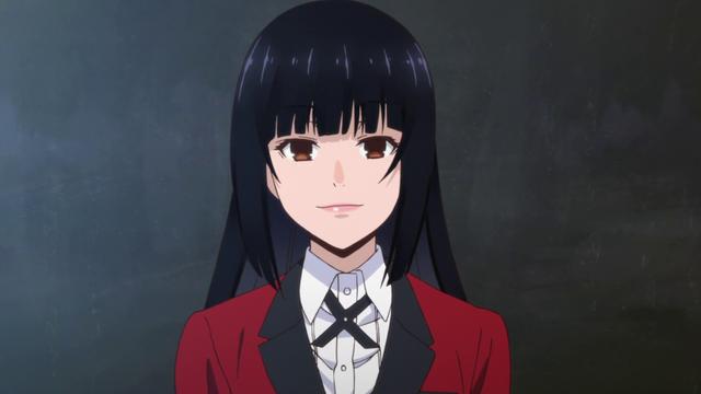 File:Kakegurui anime episode 1 Yumeko Jabami profile image.PNG