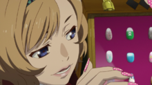 Itsuki and her nails collection