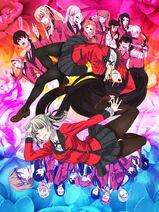 Kakegurui XX anime cover