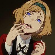 Sumeragi Itsuki loves nails