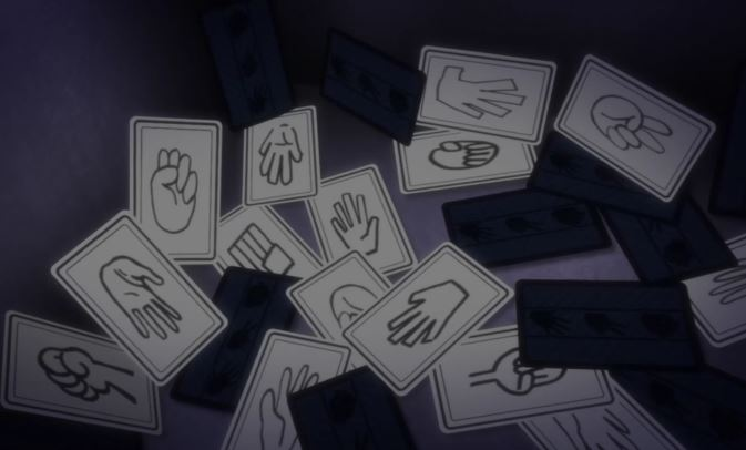 Rock Paper Poker Card Game