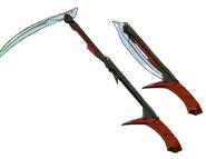 V1 - Folding Sickle