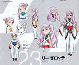 Lieselotte young and old character profiles