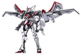 Valvrave Kagerou (Jin use)