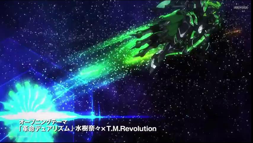 Kakumeiki Valvrave S2 trailer