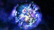 Kakumeiki valvrave Dyson Sphere